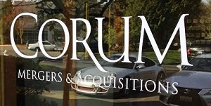 Corum Group Mergers & Acquisitions