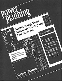 Power Planning Structuring Your Software Company for Success