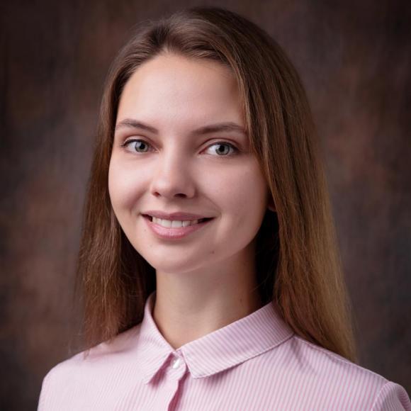 Olha Rumiantseva's photo