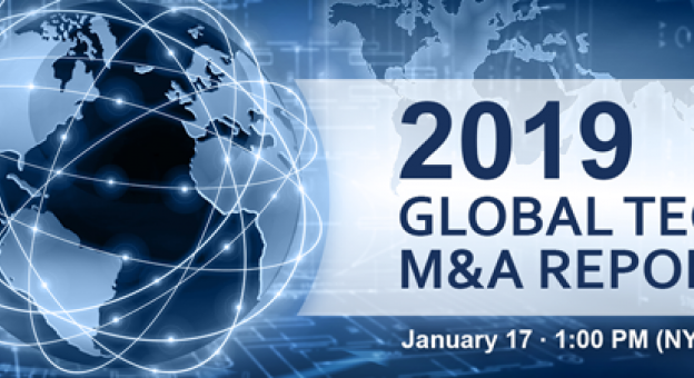 Forecast 2019: Global Tech M&A Report