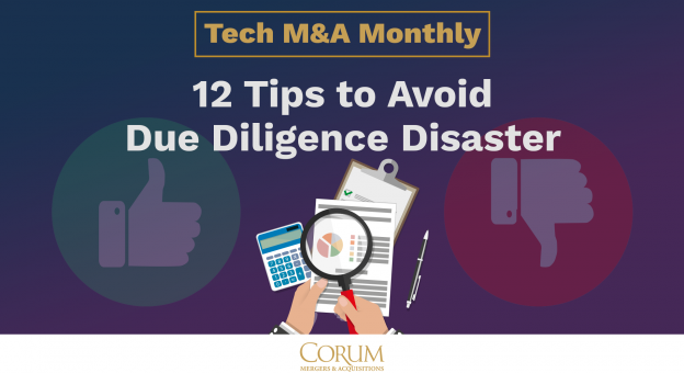 12 Tips to Avoid Due Diligence Disaster Webcast