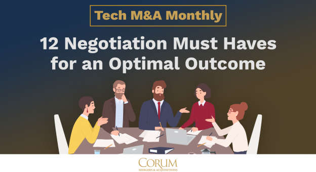 12 Negotiation Must Haves for an Optimal Outcome