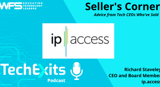 Podcast- ip.access acquired by Mavenir