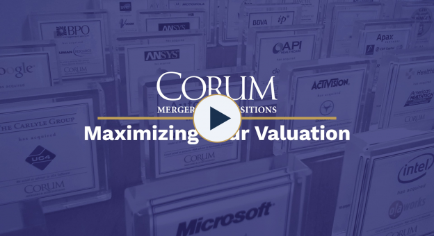 Maximizing Your Valuation Video