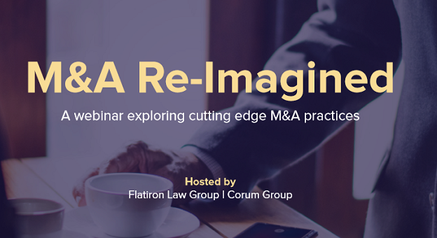 M&A Re-Imagined Webinar