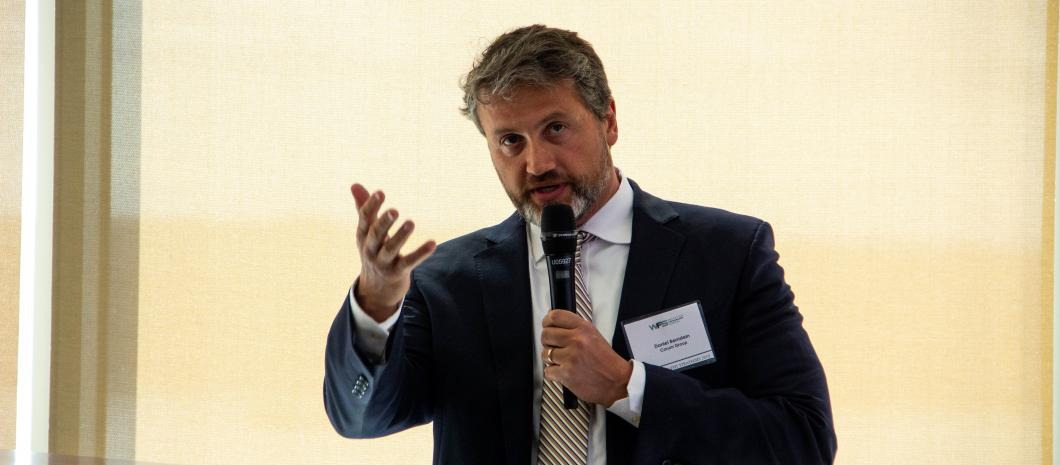 Dan Bernstein presents in Seattle