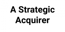 A Strategic Acquirer