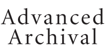 Advanced Archival Products